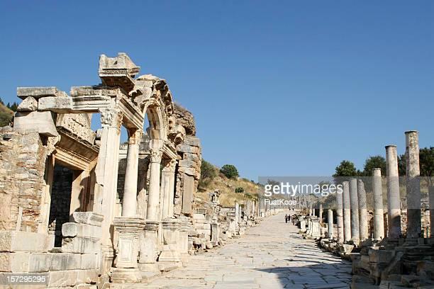 Ephesus road
