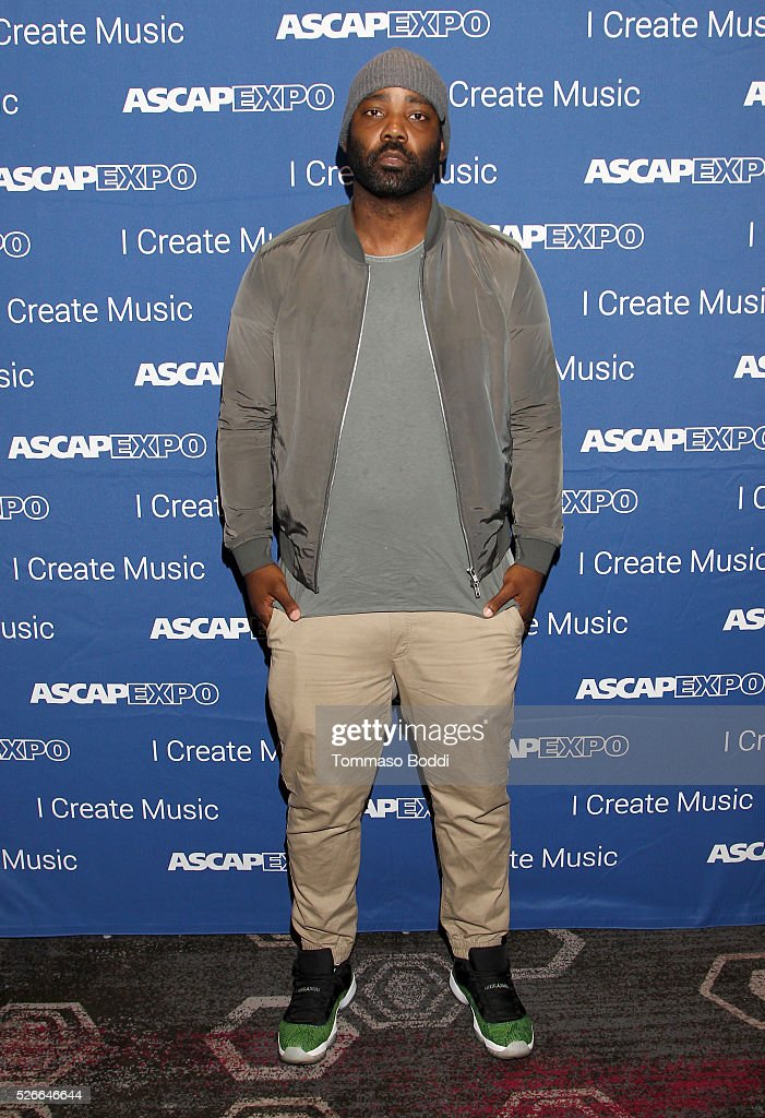 Epic Records A&R VP Eesean Bolden attends the 2016 ASCAP 'I Create Music' EXPO on April 30, 2016 in Los Angeles, California.