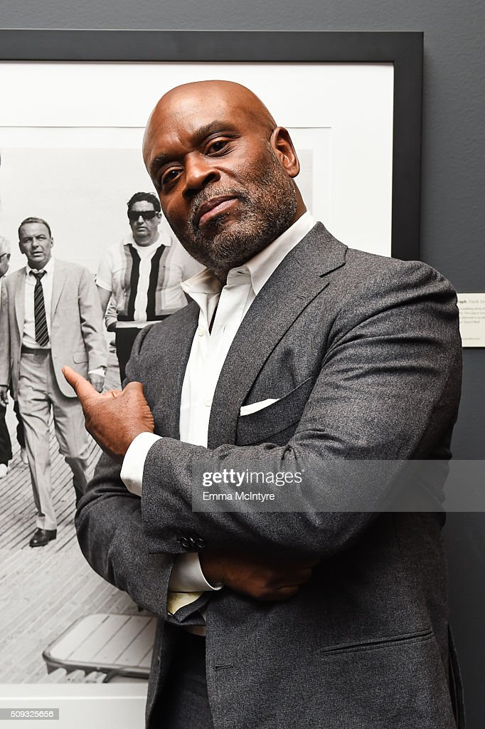 Epic Records CEO/Chairman <a gi-track='captionPersonalityLinkClicked' href=/galleries/search?phrase=L.A.+Reid&family=editorial&specificpeople=2546947 ng-click='$event.stopPropagation()'>L.A. Reid</a> attends Icons of the Music Industry at The GRAMMY Museum on February 9, 2016 in Los Angeles, California.