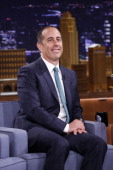 Comedian Jerry Seinfeld on February 18 2014