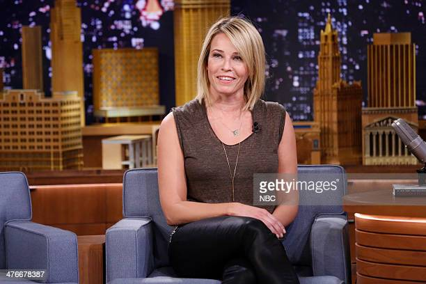 Chelsea Handler on March 4 2014