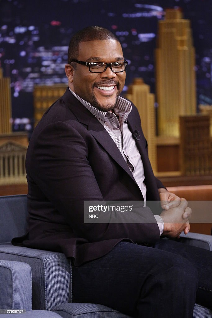 Actor Tyler Perry on March 11 2014