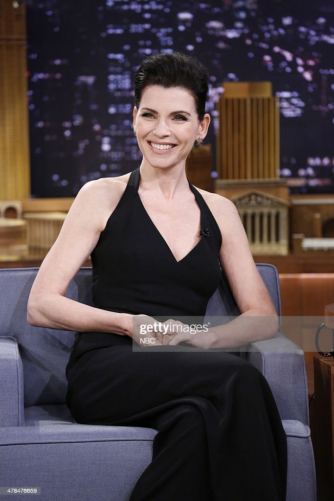 Actress Julianna Margulies on March 13, 2014 --