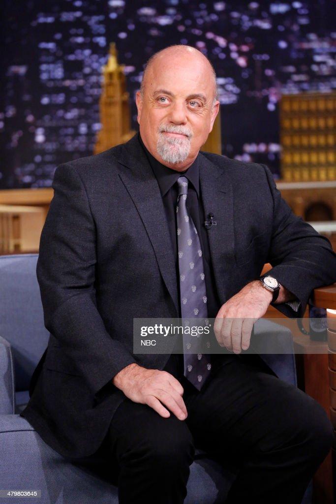 Billy Joel on March 20 2014