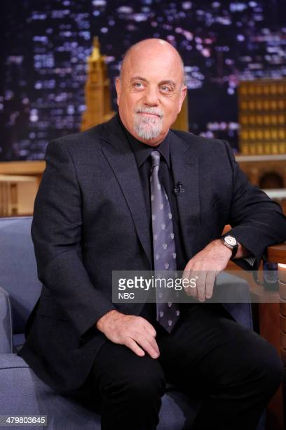 Billy Joel on March 20 2014
