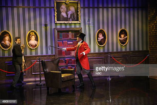 Actor Jefferson Mays and the cast of 'A Gentleman's Guide to Love and Murder' perform on May 15 2014