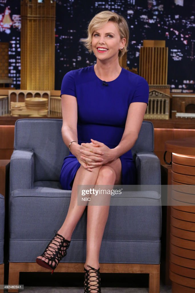 Actress Charlize Theron on May 20 2014