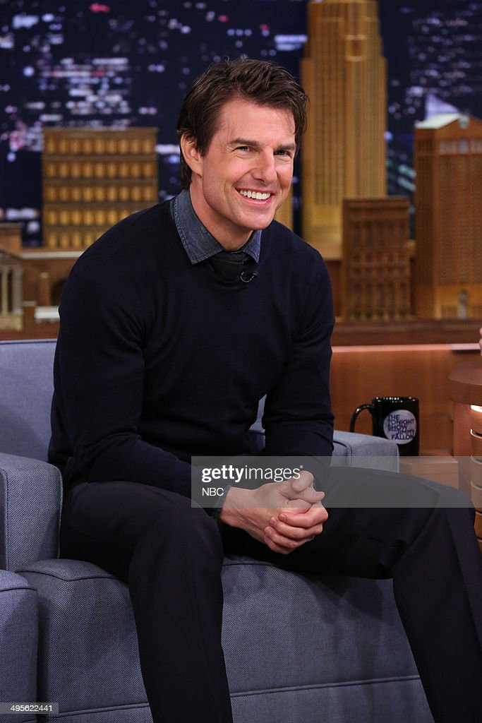 Actor Tom Cruise on June 4 2014