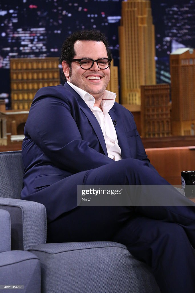 Actor Josh Gad on July 15, 2014 --