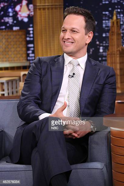 Actor Josh Charles on July 23 2014