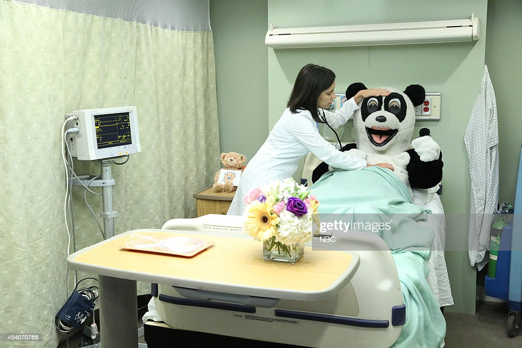 Hashtag the Panda on July 30, 2014 --
