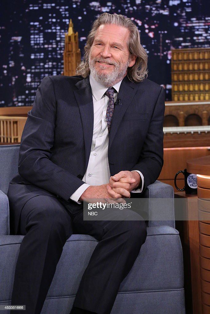 "NBC's ""Tonight Show Starring Jimmy Fallon"" with guests Jeff Bridges, Ali Larter, Andy Woodhull"