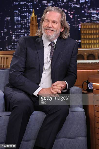 Actor Jeff Bridges on August 8 2014