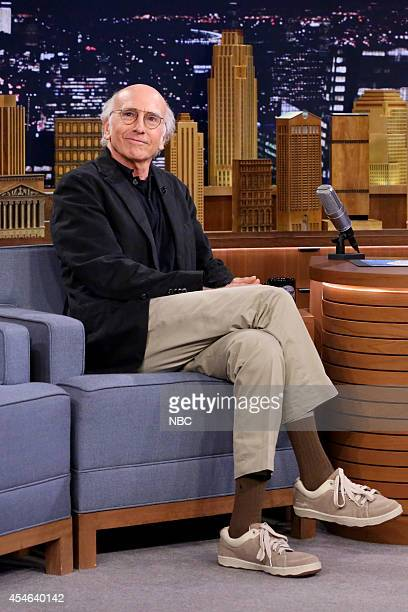 Actor Larry David on September 4 2014