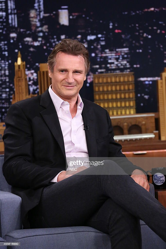 Actor <a gi-track='captionPersonalityLinkClicked' href=/galleries/search?phrase=Liam+Neeson&family=editorial&specificpeople=202030 ng-click='$event.stopPropagation()'>Liam Neeson</a> on September 17, 2014 --