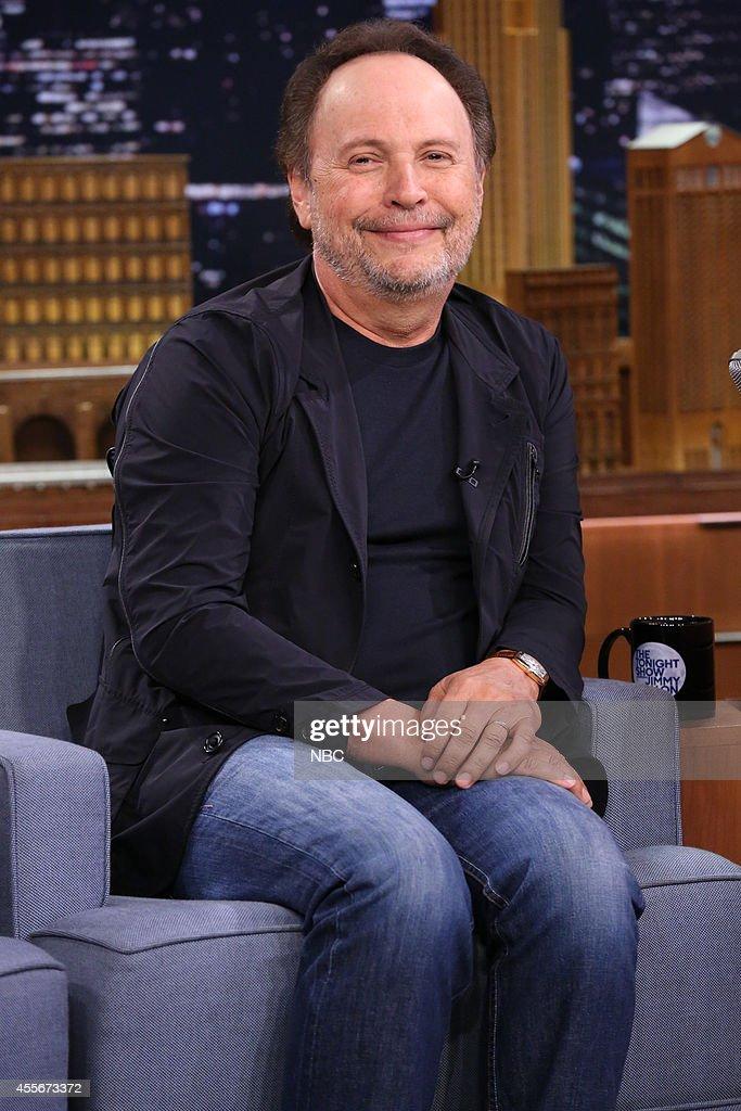 Actor Billy Crystal on September 18, 2014 --