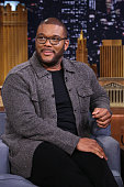Actor Tyler Perry on September 30 2014