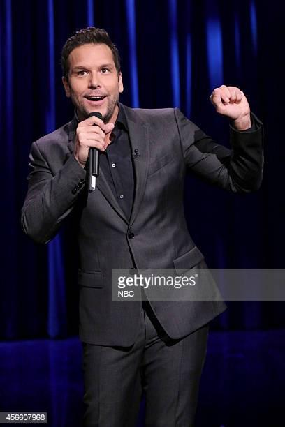Comedian Dane Cook performs standup on October 3 2014