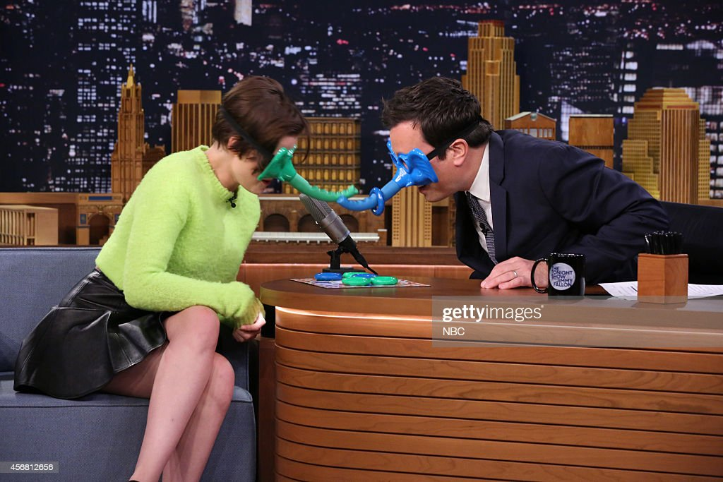 Jimmy fallon play ring around the nosy on october 7 2014 show more