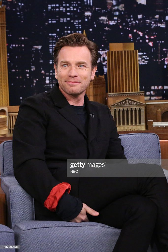 Actor <a gi-track='captionPersonalityLinkClicked' href=/galleries/search?phrase=Ewan+McGregor&family=editorial&specificpeople=202863 ng-click='$event.stopPropagation()'>Ewan McGregor</a> on October 27, 2014 --