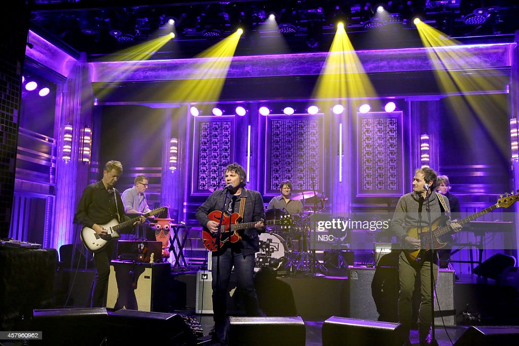 """NBC's """"Tonight Show Starring Jimmy Fallon"""" with guests Ewan McGregor, Charles Barkley, Wilco"""