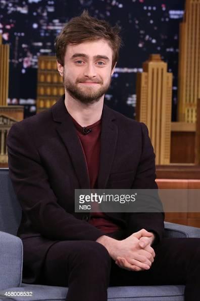 Actor Daniel Radcliffe on October 28 2014