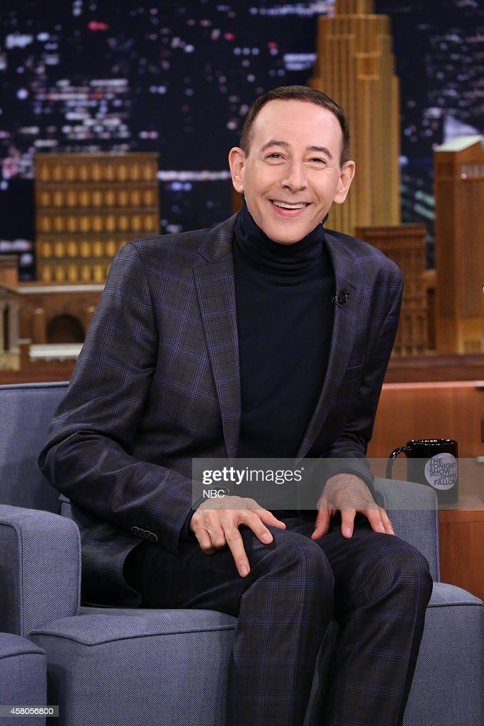 "NBC's ""Tonight Show Starring Jimmy Fallon"" with guests Jake Gyllenhaal, Paul Reubens, She & Him"