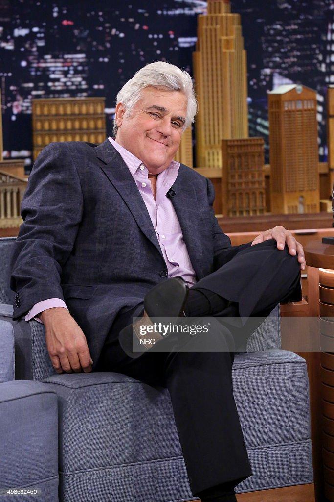 Former Tonight Show host Jay Leno on November 7 2014