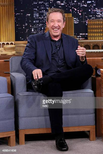 Actor Tim Allen on November 24 2014