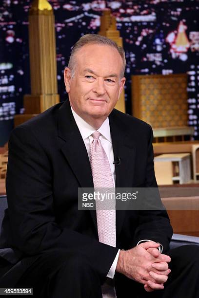 Author Bill O'Reilly on November 25 2014
