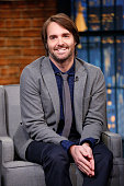 Actor Will Forte during an interview on February 26 2015