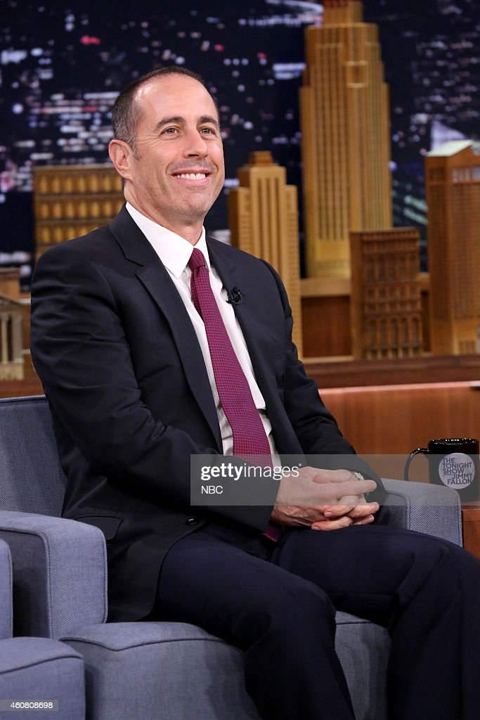 Comedian <a gi-track='captionPersonalityLinkClicked' href=/galleries/search?phrase=Jerry+Seinfeld&family=editorial&specificpeople=210541 ng-click='$event.stopPropagation()'>Jerry Seinfeld</a> on December 23, 2014 --