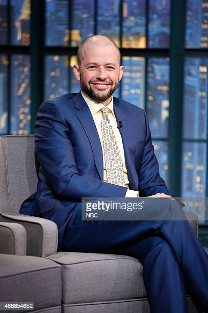 Actor Jon Cryer during an interview on April 7 2015