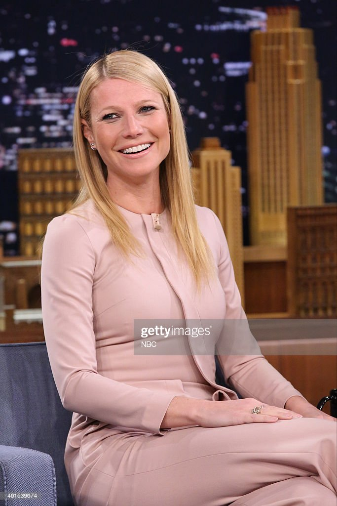 Actress Gwyneth Paltrow on January 14 2015