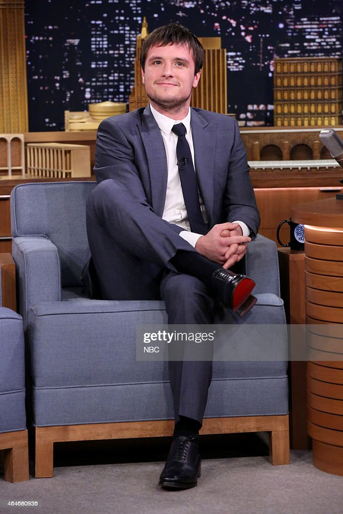 "NBC's ""Tonight Show Starring Jimmy Fallon"" with guests Josh Hutcherson, Abbi Jacobson, Ilana Glazer, Michael Schlow"