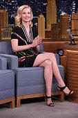 Actress January Jones on March 23 2015