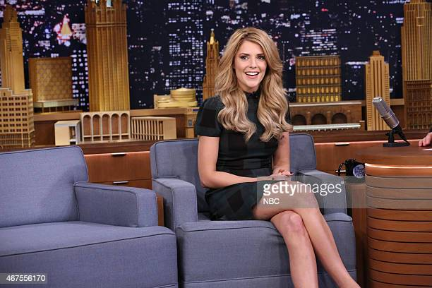 Comedian Grace Helbig on March 25 2015