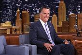 Politician Mitt Romney on March 25 2015