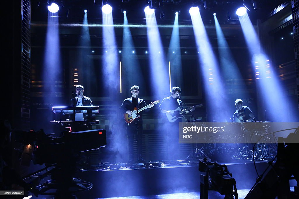"NBC's ""Tonight Show Starring Jimmy Fallon"" with guests Ethan Hawke, Wille Robertson, Korie Robertson, alt-J"