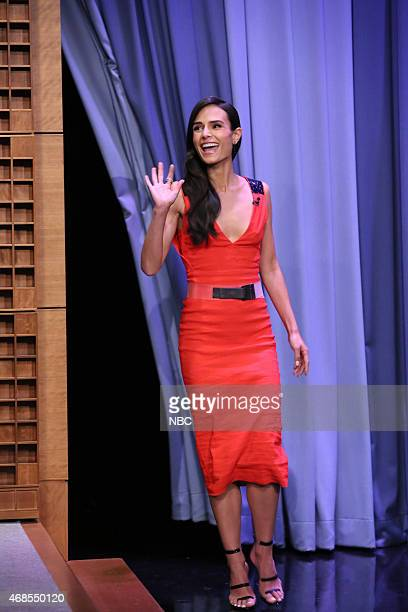 Actress Jordana Brewster arrives on April 3 2015