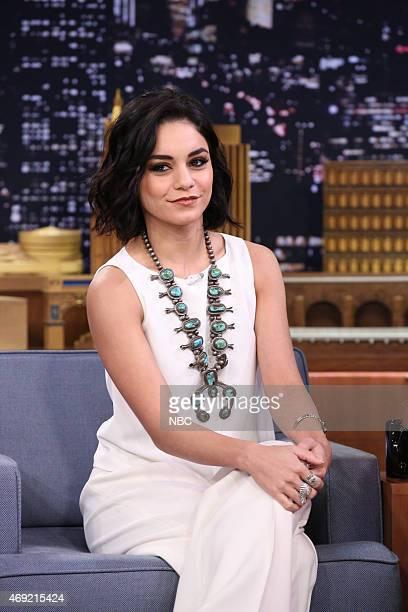 Actress Vanessa Hudgens on April 10 2015