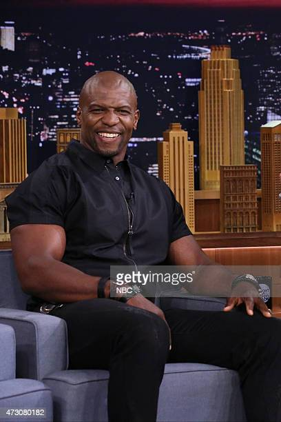 Actor Terry Crews on May 12 2015
