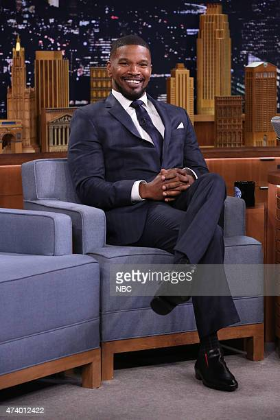Actor Jamie Foxx on May 19 2015