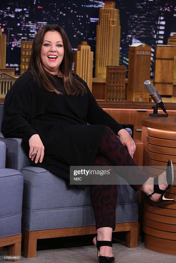 Actress Melissa McCarthy on June 1, 2015 --