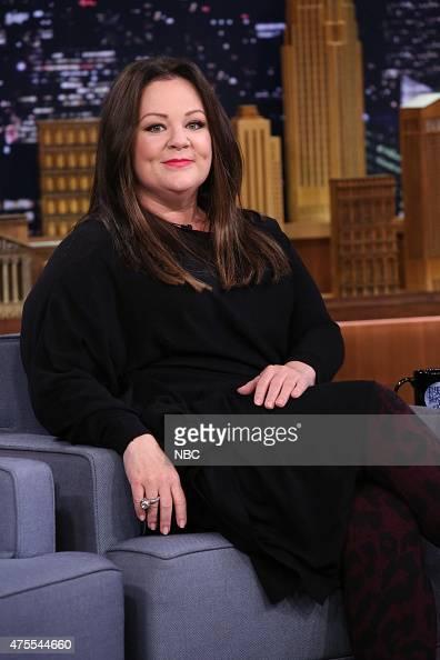 Actress Melissa McCarthy on June 1 2015