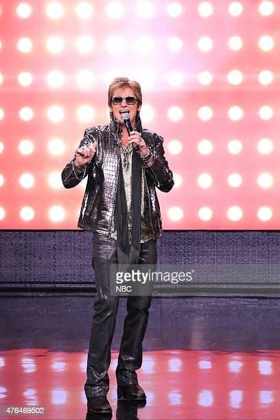 Actor Denis Leary sings Nonsense Karaoke on June 9 2015