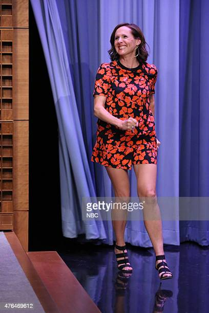 Actress Molly Shannon arrives on June 9 2015