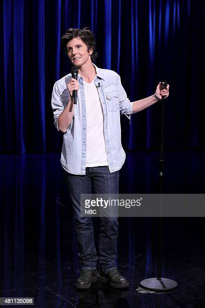 Comedian Tig Notaro performs on July 17 2015