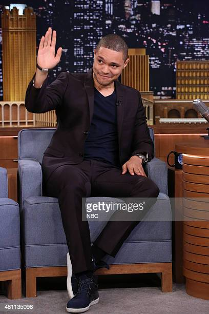 Comedian Trevor Noah on July 17 2015