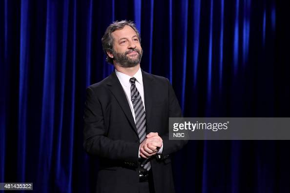 Comedian Judd Apatow performs on July 20 2015
